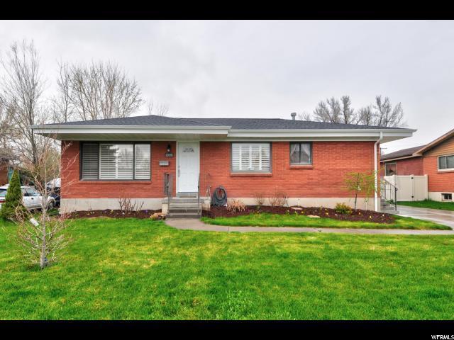 1095 E 5235 S, Murray, UT 84117 (#1593757) :: Bustos Real Estate | Keller Williams Utah Realtors
