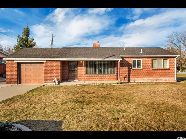 1530 E 4070 S, Salt Lake City, UT 84124 (#1593774) :: Powerhouse Team | Premier Real Estate
