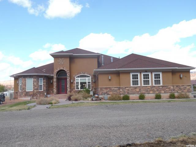 2791 N Desert Rd. Rd, Moab, UT 84532 (#1593784) :: Bustos Real Estate | Keller Williams Utah Realtors