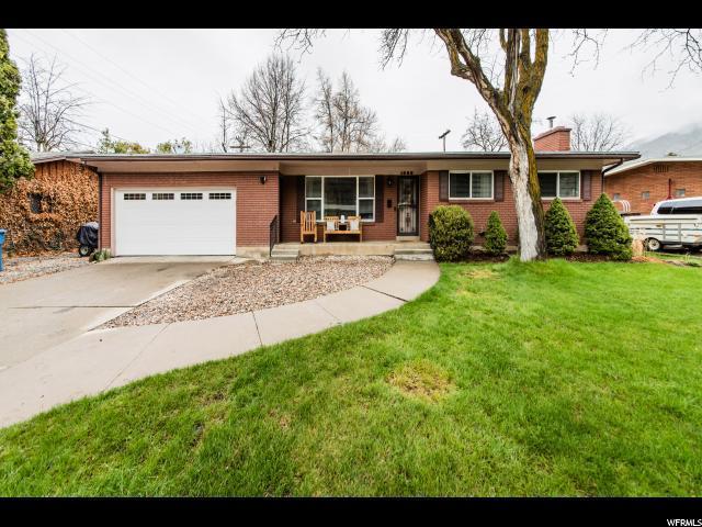 1069 Thrushwood Dr, Logan, UT 84321 (#1593791) :: Powerhouse Team | Premier Real Estate