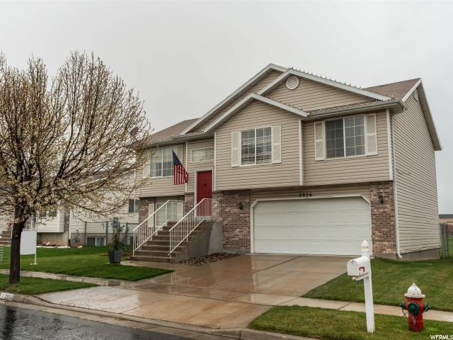 2956 W 2025 S, Syracuse, UT 84075 (#1593792) :: Bustos Real Estate | Keller Williams Utah Realtors