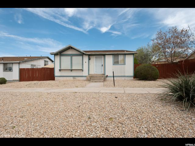 1840 W 1100 N #9, St. George, UT 84770 (#1593795) :: The Canovo Group
