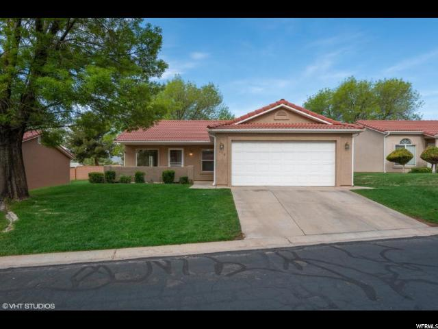 478 S Fiesta Drive, Ivins, UT 84738 (MLS #1593830) :: Lawson Real Estate Team - Engel & Völkers