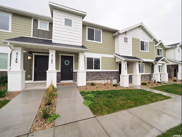 5147 W Capricco Ct Ct, Herriman, UT 84096 (#1593833) :: The Canovo Group