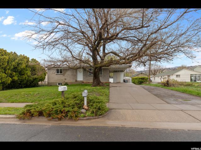 176 N Main St W, North Salt Lake, UT 84054 (#1593839) :: RE/MAX Equity