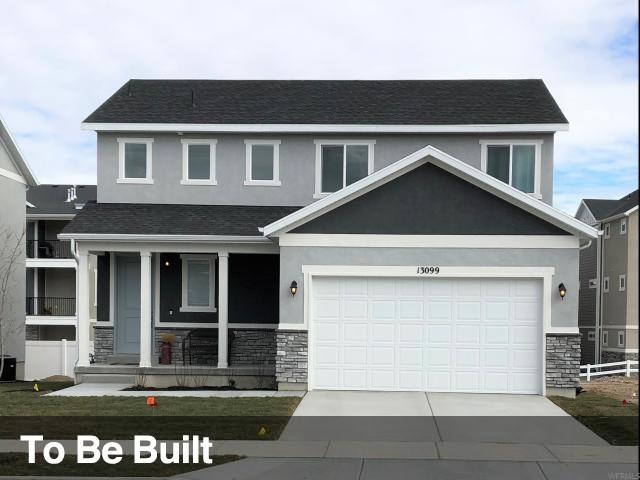 13078 S Bilston Ln W #26, Herriman, UT 84096 (#1593859) :: Bustos Real Estate | Keller Williams Utah Realtors