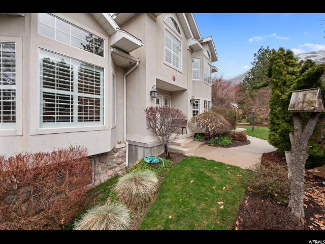 8370 S Dynasty Way, Cottonwood Heights, UT 84121 (#1593871) :: Action Team Realty