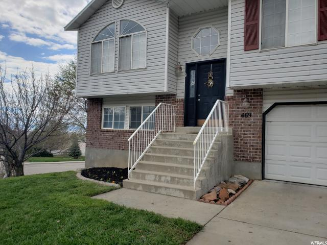 469 N 1030 E, Pleasant Grove, UT 84062 (#1593893) :: Keller Williams Legacy