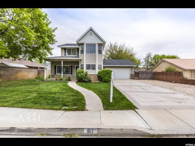 817 W 200 S, Hurricane, UT 84737 (#1593925) :: Bustos Real Estate | Keller Williams Utah Realtors
