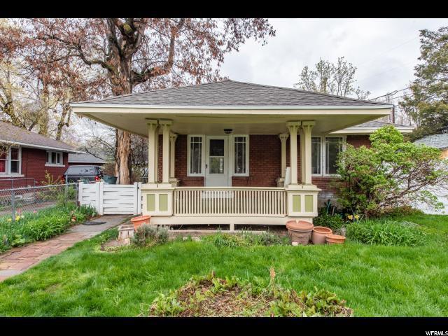 1195 Stratford Dr, Salt Lake City, UT 84106 (MLS #1593931) :: Lawson Real Estate Team - Engel & Völkers