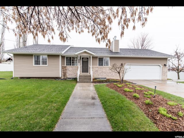 136 E 300 N, Hyde Park, UT 84318 (#1593942) :: The Utah Homes Team with iPro Realty Network