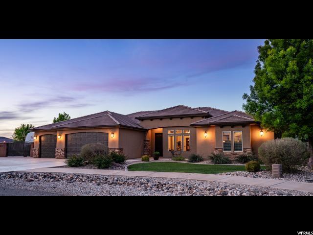 67 W Meadowview Ln, Washington, UT 84780 (#1593958) :: Big Key Real Estate