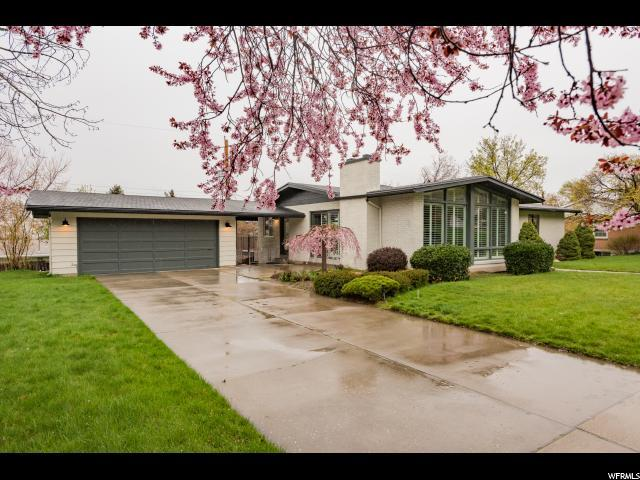 5588 S Indian Rock Dr. E, Holladay, UT 84117 (#1593985) :: Von Perry | iPro Realty Network