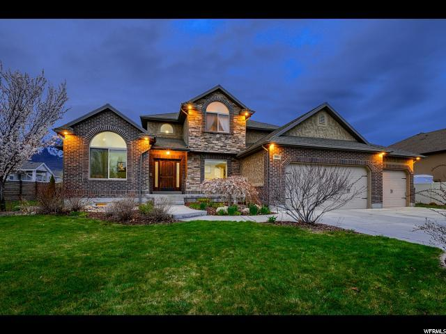 1094 W Mount Orchard Dr, Pleasant View, UT 84414 (#1593996) :: The Utah Homes Team with iPro Realty Network