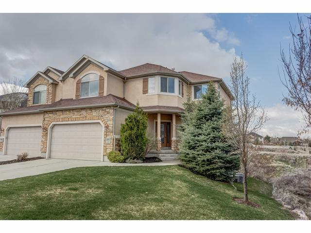 899 E Tendoy Ct S, Draper, UT 84020 (#1594000) :: Colemere Realty Associates