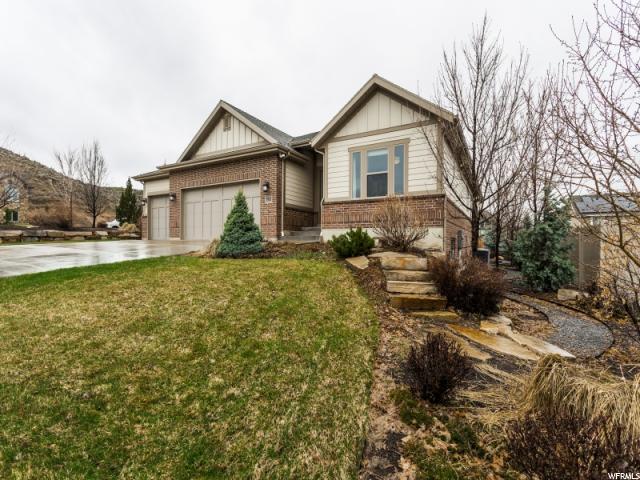 5963 Rawhide Ct, Mountain Green, UT 84050 (#1594012) :: Big Key Real Estate
