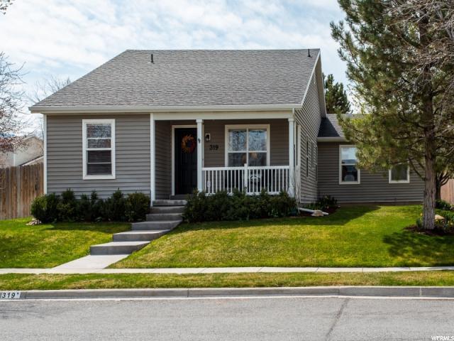 319 W Dimaggio Dr, Tooele, UT 84074 (#1594028) :: Powerhouse Team   Premier Real Estate