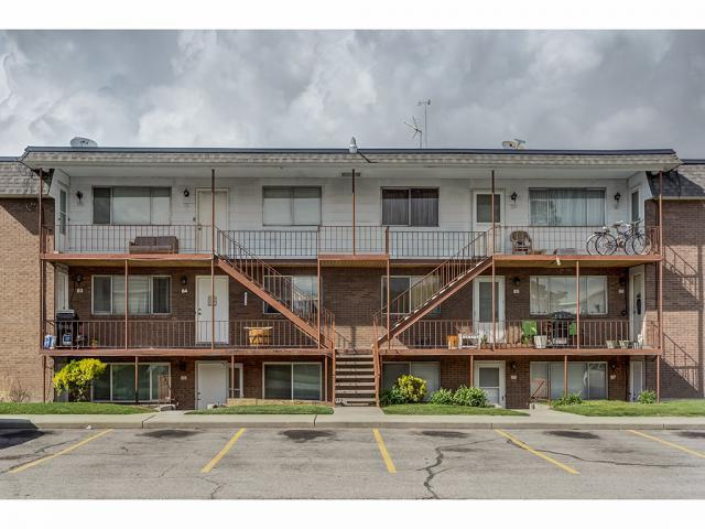3685 S 2200 W #87, West Valley City, UT 84119 (#1594046) :: Colemere Realty Associates