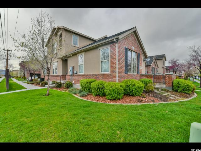 3089 S Crews Hill Ct W, West Valley City, UT 84120 (#1594065) :: Colemere Realty Associates