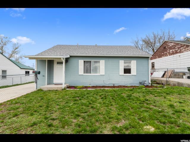 145 S 3RD St, Tooele, UT 84074 (#1594072) :: Bustos Real Estate | Keller Williams Utah Realtors