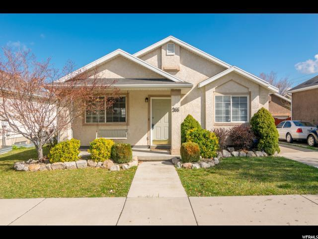 266 W Inauguration Rd S, Draper, UT 84020 (#1594075) :: Action Team Realty