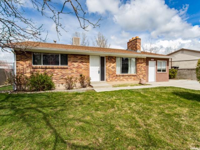 4526 W Charles Way, West Valley City, UT 84120 (#1594079) :: Powerhouse Team   Premier Real Estate