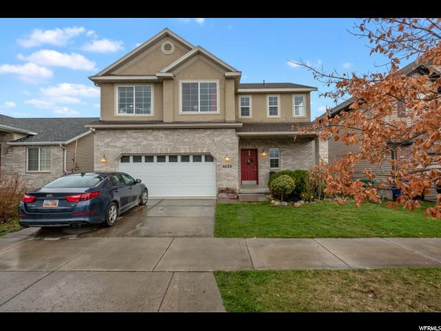 6622 W Oak Bridge Dr S, West Jordan, UT 84081 (#1594095) :: Action Team Realty