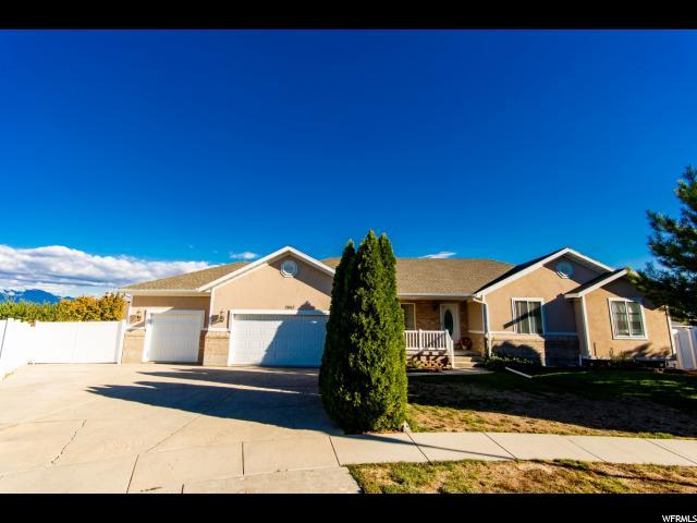 7857 Woodman Ct, West Jordan, UT 84088 (#1594103) :: Action Team Realty