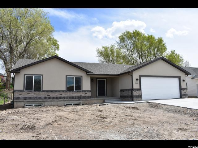 433 S 600 E, Payson, UT 84651 (#1594112) :: The Utah Homes Team with iPro Realty Network