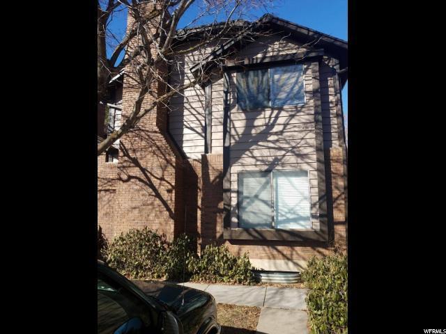 1120 Canyon Rd S #40, Ogden, UT 84404 (MLS #1594117) :: Lawson Real Estate Team - Engel & Völkers
