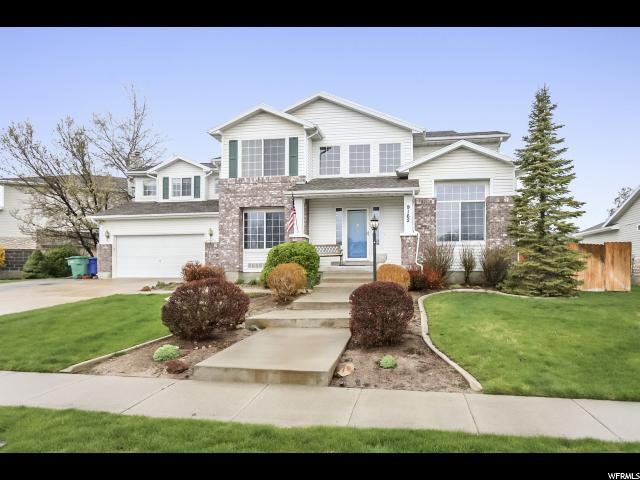 9162 S Harkness Dr, West Jordan, UT 84088 (#1594126) :: Action Team Realty