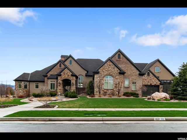 4121 Alder Creek Dr, Pleasant View, UT 84414 (#1594136) :: Powerhouse Team   Premier Real Estate