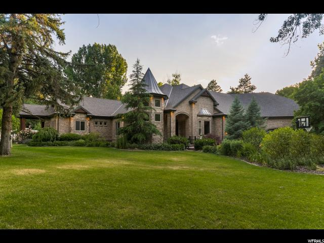 7700 S Forest Bend Dr E, Cottonwood Heights, UT 84121 (#1594140) :: Colemere Realty Associates