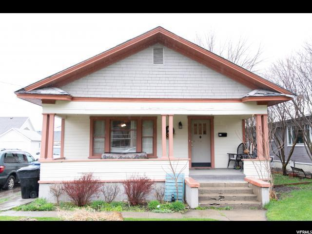237 E 300 S, Logan, UT 84321 (#1594149) :: Powerhouse Team | Premier Real Estate