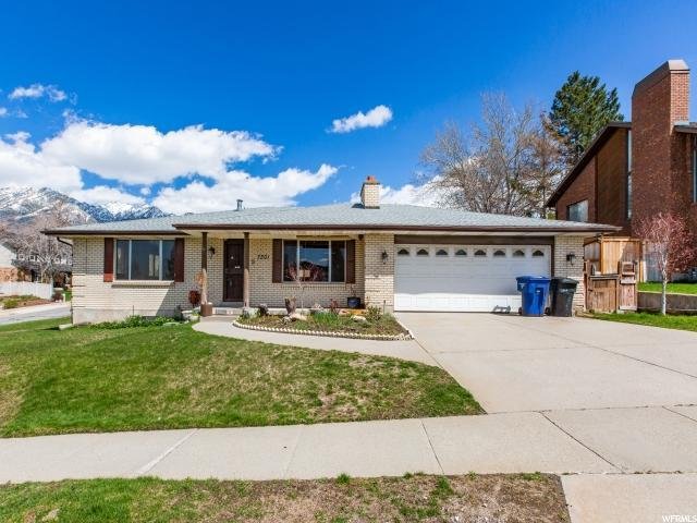 7301 S Towncrest Dr E, Cottonwood Heights, UT 84121 (#1594180) :: Von Perry | iPro Realty Network