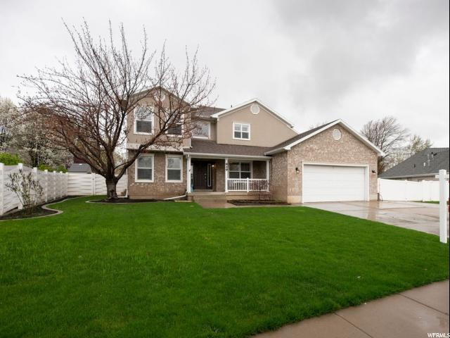 849 W 550 N, West Bountiful, UT 84087 (#1594200) :: The Canovo Group