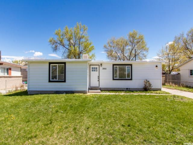 2861 S 3000 W, West Valley City, UT 84119 (#1594217) :: Colemere Realty Associates
