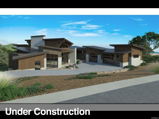 875 N Copper Belt Dr. (Lot 730), Heber City, UT 84032 (#1594219) :: The Canovo Group