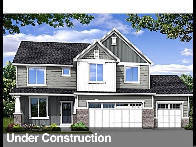 693 W Baxter Ln #714, Saratoga Springs, UT 84045 (#1594220) :: Big Key Real Estate