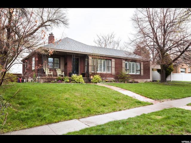 1801 E Hillcrest Ave S, Salt Lake City, UT 84106 (MLS #1594228) :: Lawson Real Estate Team - Engel & Völkers