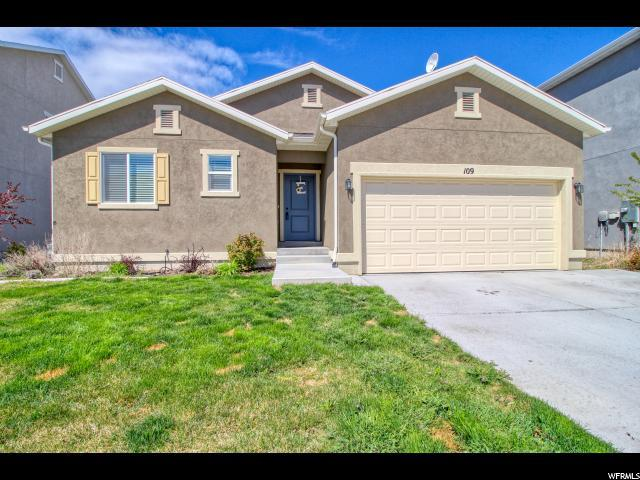 109 E 425 N, Vineyard, UT 84059 (#1594256) :: Bustos Real Estate   Keller Williams Utah Realtors