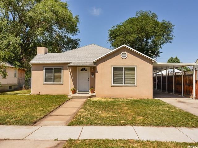1617 Childs Ave, Ogden, UT 84404 (MLS #1594268) :: Lawson Real Estate Team - Engel & Völkers
