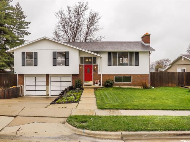 861 E 2850 St N, North Ogden, UT 84414 (MLS #1594271) :: Lawson Real Estate Team - Engel & Völkers