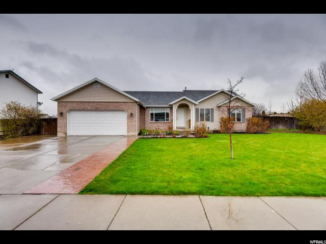 7215 S Aerie Hill Dr., West Jordan, UT 84081 (#1594293) :: Action Team Realty