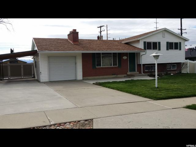7018 S Ponderosa Dr, Cottonwood Heights, UT 84121 (#1594296) :: Colemere Realty Associates
