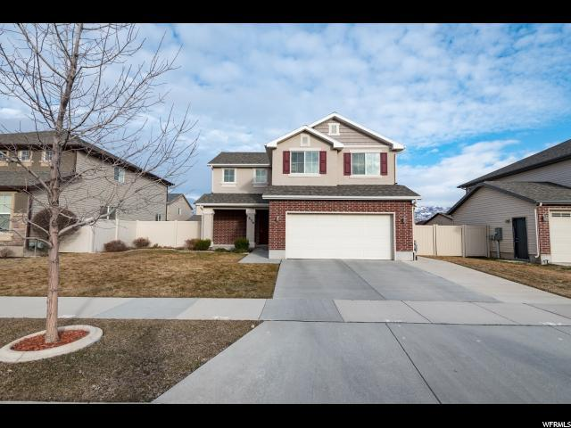 1058 N Fox Hollow Dr W, North Salt Lake, UT 84054 (#1594306) :: Big Key Real Estate