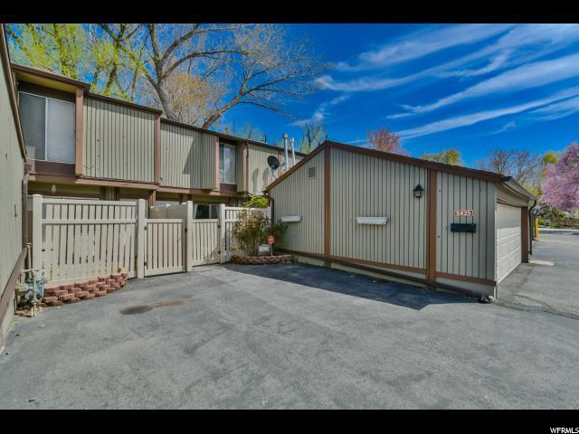 5425 S Tonalea Dr E, Murray, UT 84107 (#1594319) :: Bustos Real Estate | Keller Williams Utah Realtors