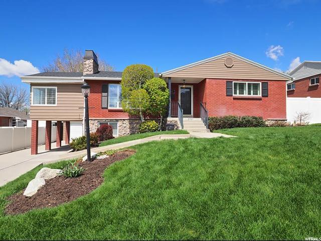 2131 E Terra Linda Dr S, Holladay, UT 84124 (#1594360) :: Von Perry | iPro Realty Network