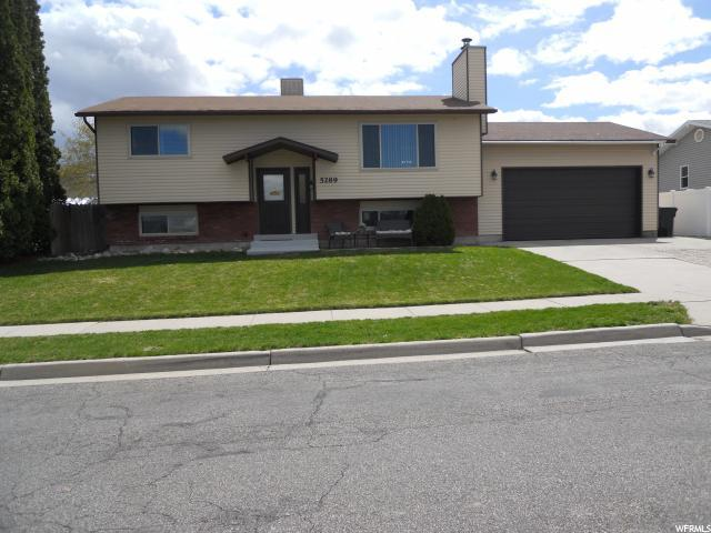 5289 W Woodstep S, West Valley City, UT 84120 (#1594366) :: The Utah Homes Team with iPro Realty Network