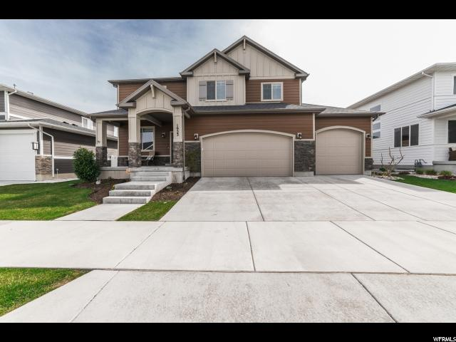 1923 W Santorini Dr S, South Jordan, UT 84095 (#1594370) :: Colemere Realty Associates